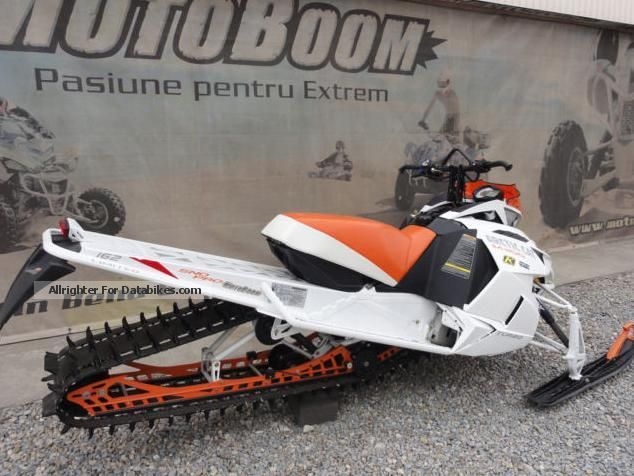 Arctic Cat  Snowmobile M1100 Turbo Sno Pro Limited 2012 Other photo