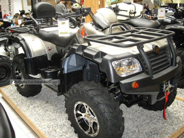 2012 CFMOTO  Everest 500 long version LOF Motorcycle Quad photo