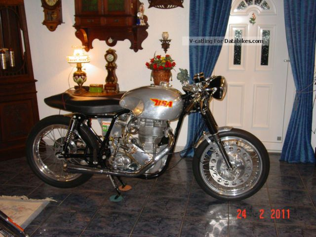 2012 BSA  DBD 34GOLD STAR CLUBMAN Motorcycle Motorcycle photo