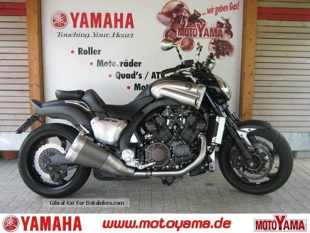 2013 Yamaha  VMAX 2013 new + extras + KD + Guarantee! Motorcycle Motorcycle photo