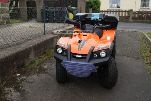 2012 TGB  325 Motorcycle Quad photo