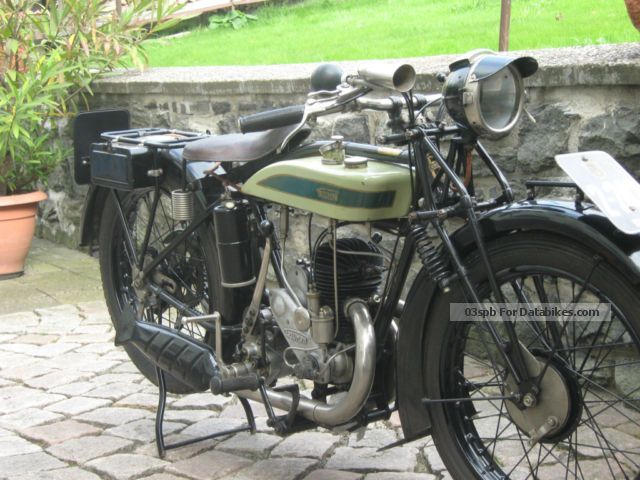 Triumph  K5 sport very nice original condition 1928 Vintage, Classic and Old Bikes photo