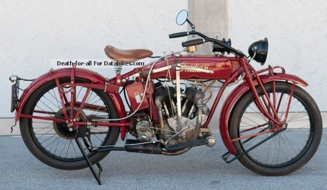 1922 Indian  Standard (Power Plus) Motorcycle Chopper/Cruiser photo