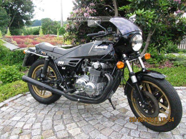 1980 Benelli  900 Be Motorcycle Motorcycle photo