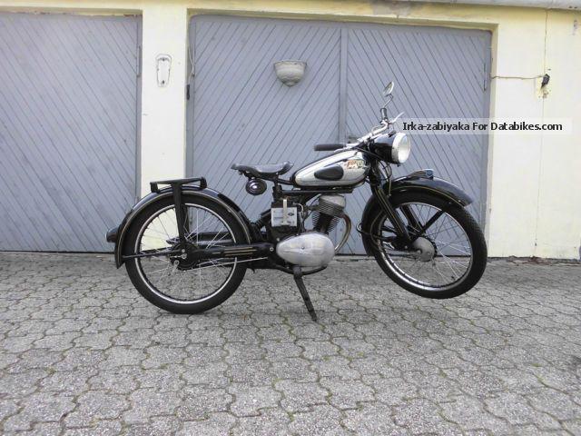 2012 NSU  Fox Motorcycle Motorcycle photo