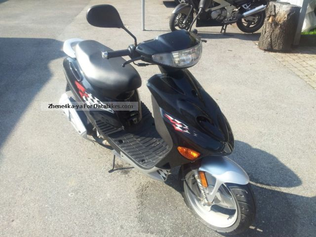 2013 Adly  Silver Fox SF 50 (45 Km / h) Motorcycle Scooter photo