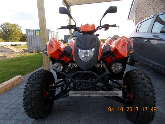 2012 Adly  Hurricane 500 S Motorcycle Quad photo