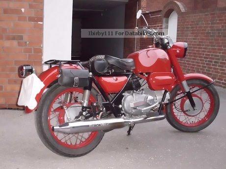 1970 Moto Guzzi  Falcone Motorcycle Motorcycle photo