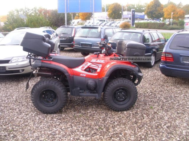 2010 Blata  425 Motorcycle Quad photo