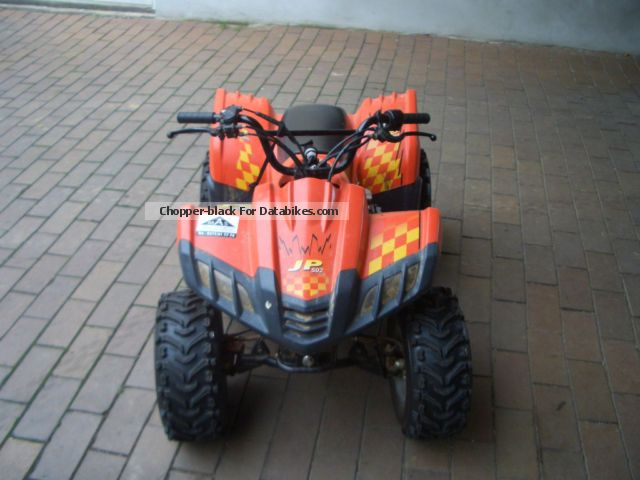 Dinli  Kinderquad 50 2009 Quad photo