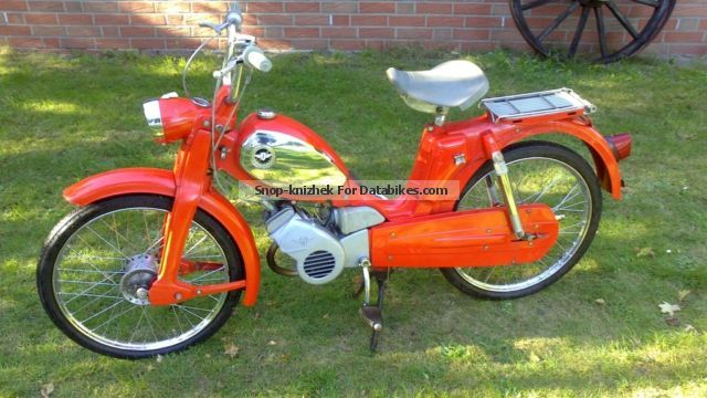 Zundapp  Zündapp M rarity only 25 941 km climbers almost new 1973 Vintage, Classic and Old Bikes photo