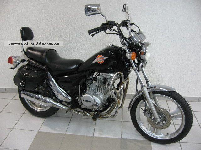 2012 Daelim  VS 125 \u003e\u003e\u003e SPECIAL VALUE \u003e\u003e\u003e ORIGINAL! 11758 KM Motorcycle Chopper/Cruiser photo