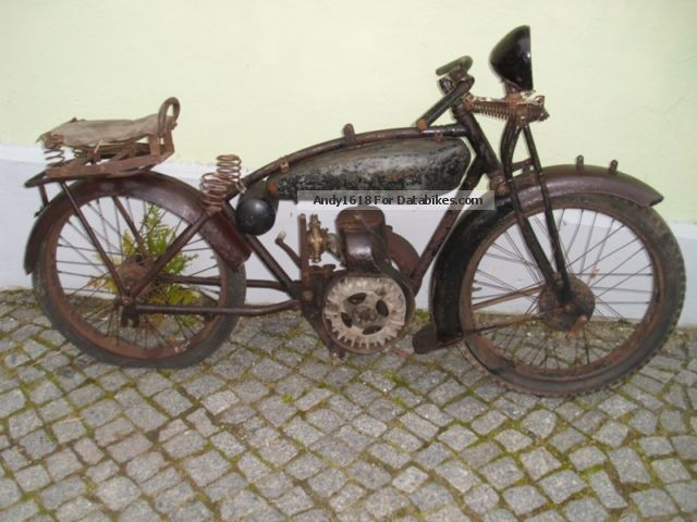 DKW  E 206 built in 1925 1925 Vintage, Classic and Old Bikes photo