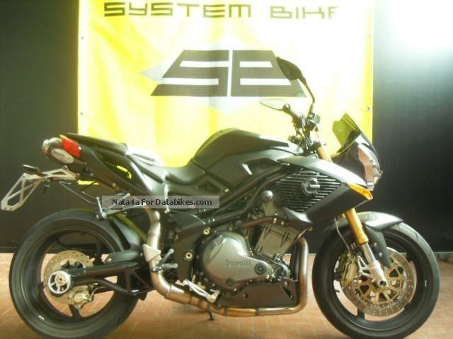 Benelli  TNT 899 S 2009 Naked Bike photo