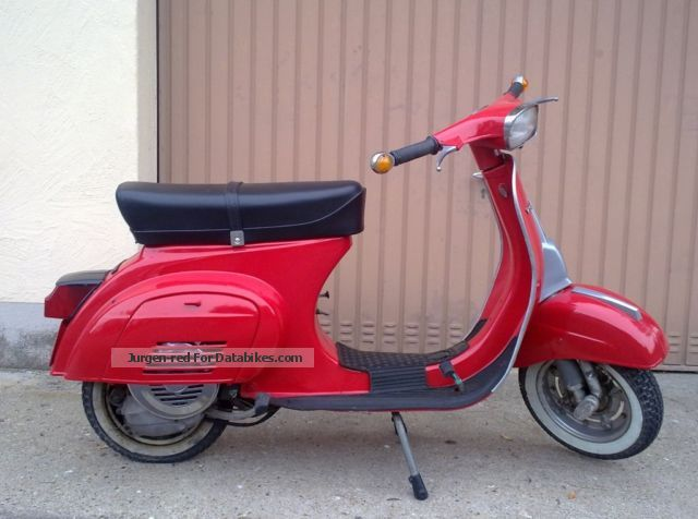 Vespa  50 M 1977 Vintage, Classic and Old Bikes photo