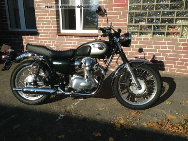 2013 Kawasaki  800 W Motorcycle Motorcycle photo