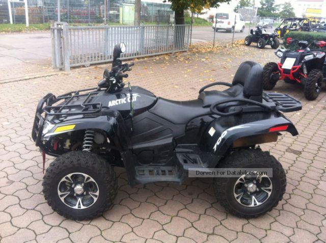 2013 Arctic Cat  ATV 700 TRV ixT LOF servo Motorcycle Quad photo
