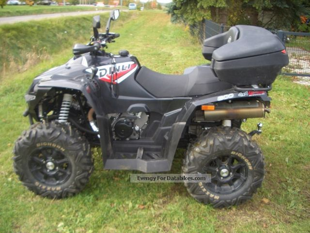 2013 Dinli  800 EVO EPS Motorcycle Quad photo