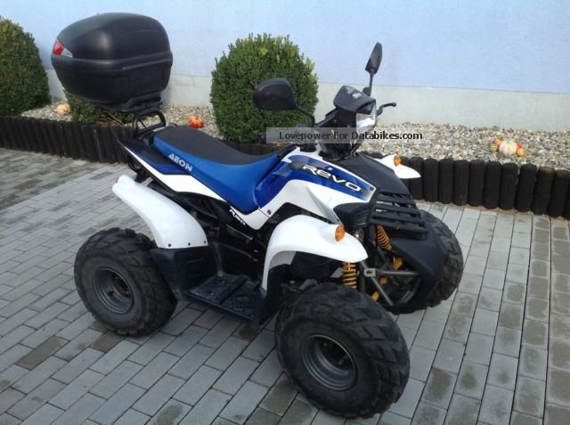 2006 Aeon  Revo 50 Motorcycle Quad photo