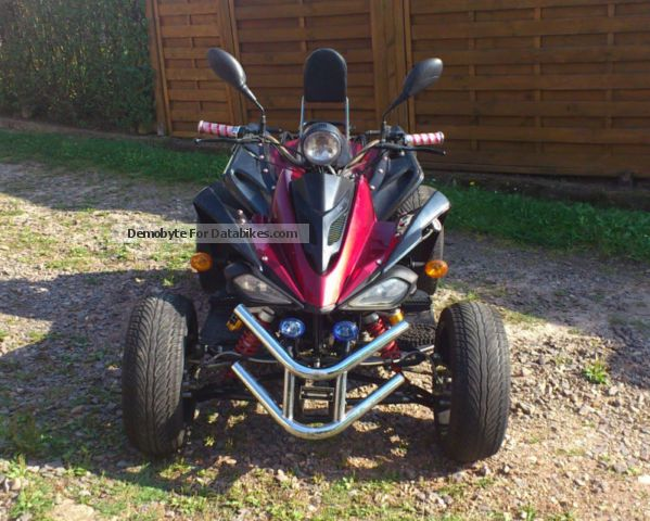 2011 Other  SP350J Motorcycle Quad photo