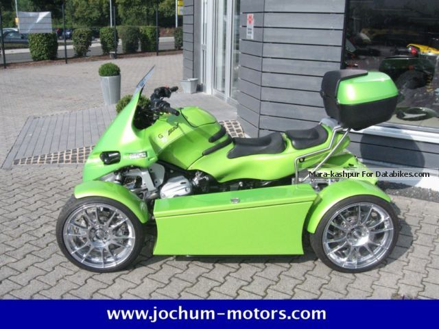 2008 GG Motorradtechnik  Quad Special Edition Motorcycle Quad photo