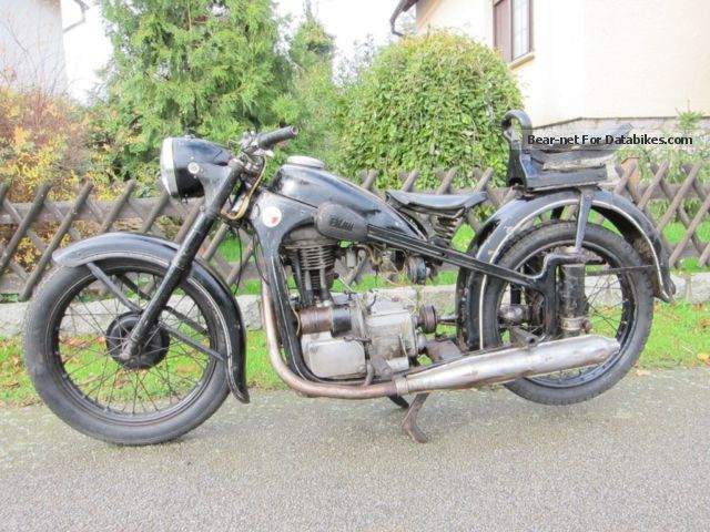 Other  EMW R35 1953 Vintage, Classic and Old Bikes photo