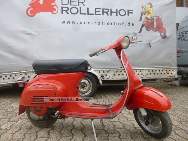 Vespa  S 50cc original paint 1962 Vintage, Classic and Old Bikes photo