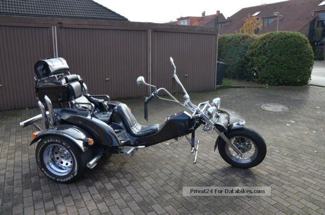 2012 Boom  Devils no trike!! Very rare Motorcycle Trike photo