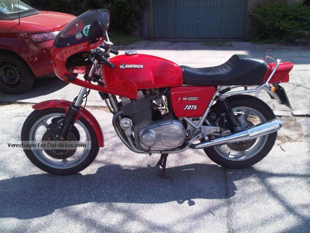 1982 Laverda  Jota Motorcycle Motorcycle photo