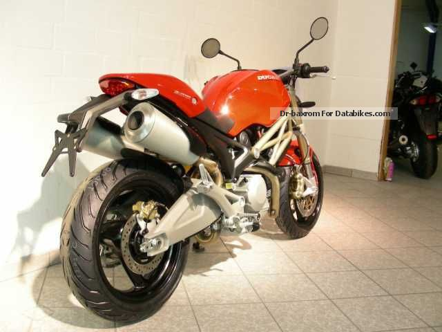 2013 Ducati Anniversary Monster 696 ABS 35KW