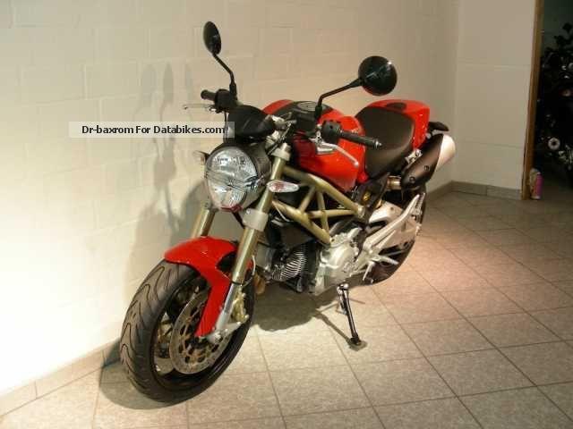 Ducati 796 Monster ABS - über 35 kW - Moto Center Winterthur