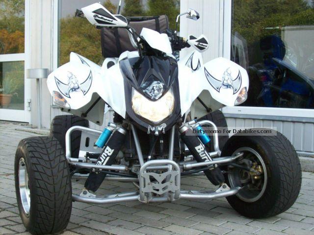 Burelli  SP300S 2007 Quad photo