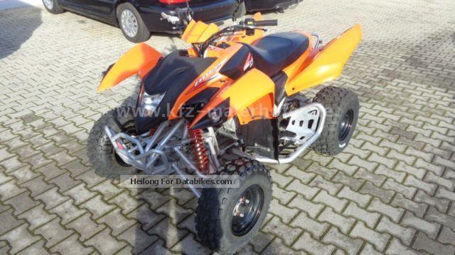2009 Adly  Hercules ATV 300 XS autumn price! Motorcycle Quad photo