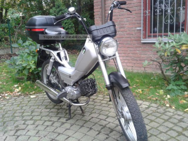 1979 Puch  X 50-3 Motorcycle Motor-assisted Bicycle/Small Moped photo