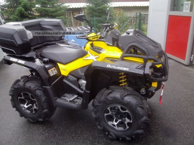 2013 Can Am  650 XMR LOF ADMISSION Motorcycle Quad photo