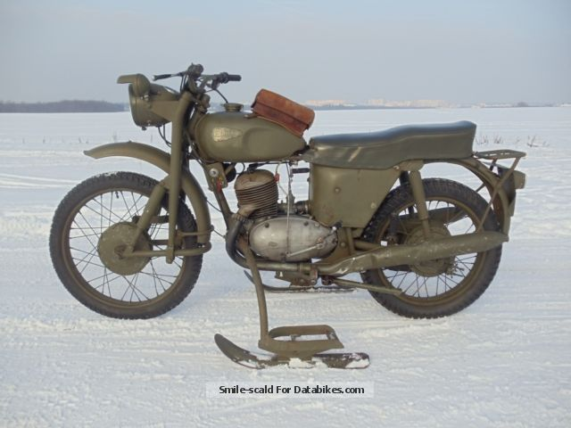 Jawa  350/S554 Monark 1963 Vintage, Classic and Old Bikes photo