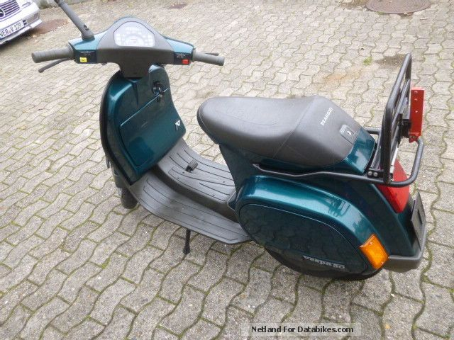1995 vespa 50cc pk xl2. Black Bedroom Furniture Sets. Home Design Ideas