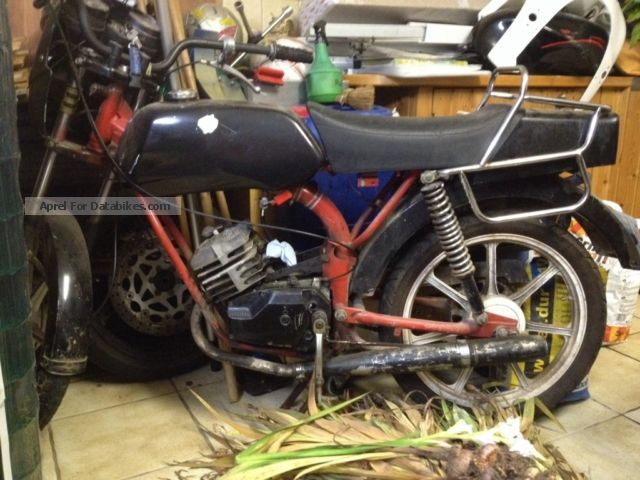 1981 Herkules  Prima GX / GT Motorcycle Motor-assisted Bicycle/Small Moped photo