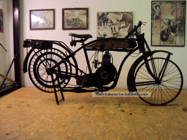 DKW  SIC 1922 Vintage, Classic and Old Bikes photo