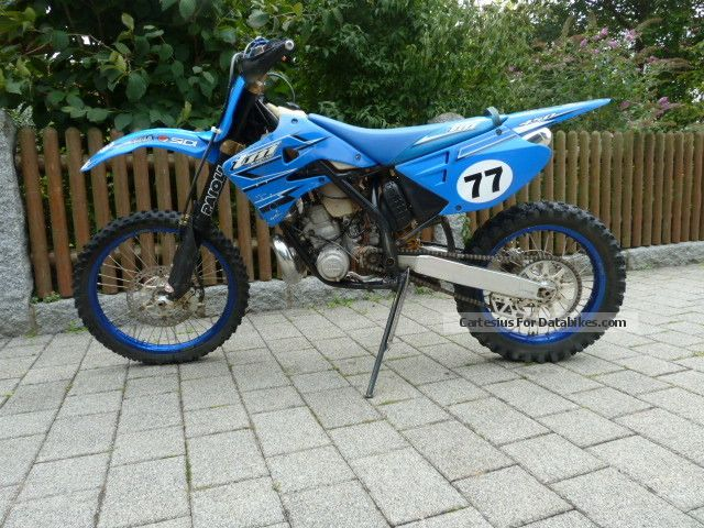 2007 TM  300 EN Motorcycle Rally/Cross photo