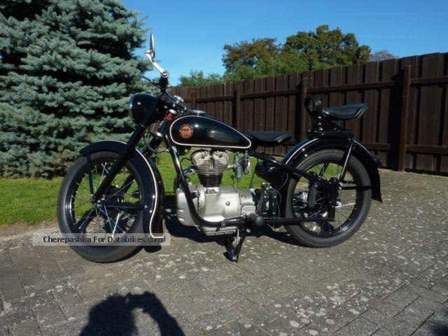 1953 Simson  AWO TOURS Motorcycle Other photo