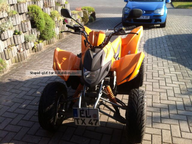 2006 Aeon  At 18 Motorcycle Quad photo