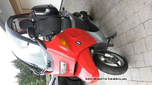 2001 BMW  C1 scooter Motorcycle Motorcycle photo