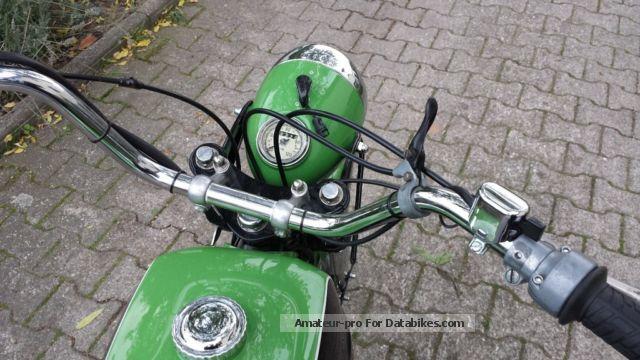 1969 DKW  Two-wheeler Union Motorcycle Lightweight Motorcycle/Motorbike photo
