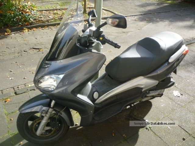 2008 TGB  X-Motion Motorcycle Scooter photo