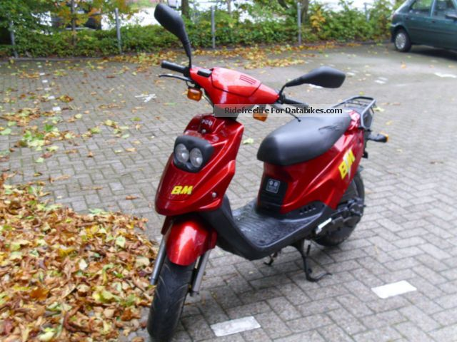1995 PGO  PS50 Motorcycle Scooter photo