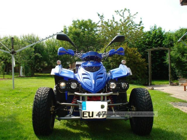 Adly  EB 300 Sport Flat 2012 Quad photo