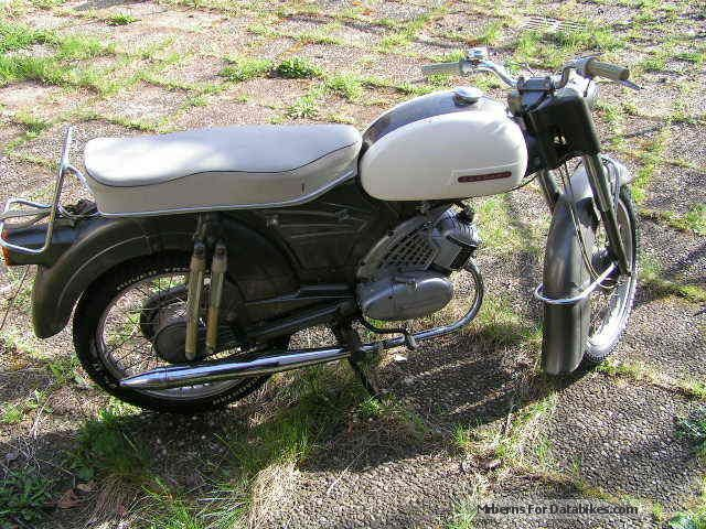 Zundapp  Zündapp 515 1964 Vintage, Classic and Old Bikes photo