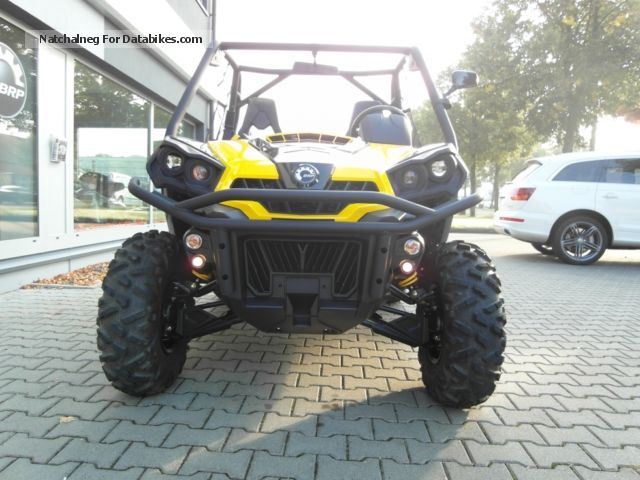 BRP  Can-Am Commander 1000 X EC on behalf of customers 2013 Quad photo