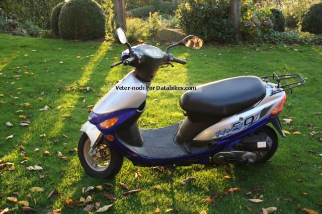 2005 Kreidler  Flory Motorcycle Scooter photo